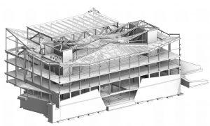 پروژه درس بارگذاری ساختمان